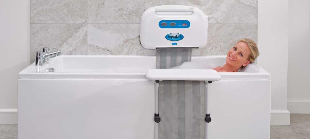 Bath-lift vs Walk-in Shower