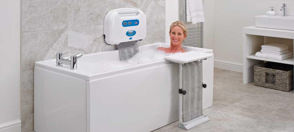 bath hoist or bath lift
